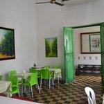 Photo of Hostel Green House Coffee Bar