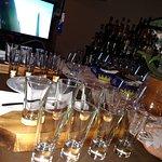 Tequila tasting