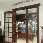 Parkway Market, Located in Lobby with ATM Machine
