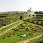 Photo of Gardens and Castle at Kromeriz
