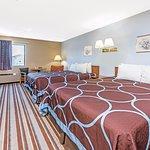 Guestroom- Two Queen Size Beds