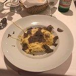 Fantastic Taglerini with Truffle and Parmigano