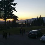 Fantastic view of Vancouver Sep 2016