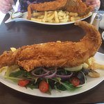 This is the large cod!!