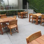 Patio Area, Grand Hyatt, San Francisco, CA
