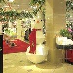 Nordstrom, Union Square Area, San Francisco, CA - Holidays December 2016