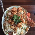 Lobster & Shrimp Rice