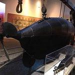 1800s submarine