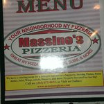 Massino's Pizzeria Foto