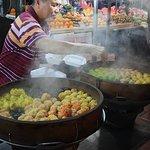 Dim Sum at Jalan Alor