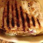 Cajun Chicken Panini