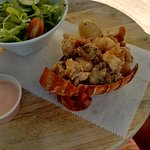 conched lobster