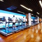 Oakwood Premier Health & Fitness Center - Gym