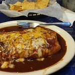 #2 Burrito