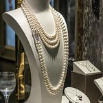Pearls - classic and classy.