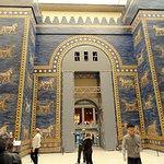 Reliefs around the Ishtar Gate