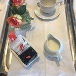 Tea tray/
