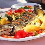 Fisch - Roxani - Griechisches Restaurant in Goslar