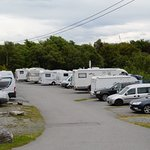 Some of our places for caravans and campervans