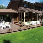 Alaska Fishing Lodge - Soldotna Bed and Breakfast Lodge Foto