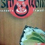 Sushi Woman, Brasília, Brazil.