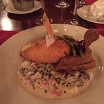 Stuffed Trout (if I recall well)