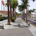 Resort area in Playa de las Americas