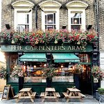 The Carpenters Arms, 12 Seymour Place