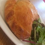 This good looking pasty not even a close second to an average Cornish Pasty @HobbsHouse #Bland #