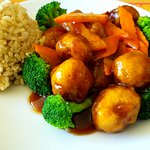 General Tso's (not spicy)