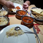 5 Star Indian Restaurant, 5 Star Service, Saj excelled with a warm welcome and a haste - you - B