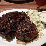 Ribs and Steak