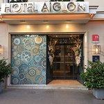 Hotel Aiglon - Esprit de France Foto