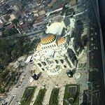Palacio Bellas Artes from Torre Latino Americano
