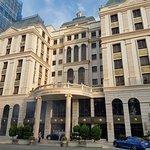 Impressive grand hotel