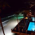 Pool ocean view from main patio