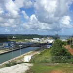 Photo of Panama Canal