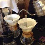 Chemex Zest Cafe St Andrews