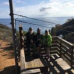 Foto di Catalina Zip Line Eco Tour