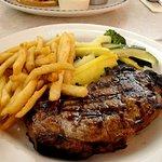 That Was A Thick & Tasty Steak