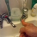 Loose Sink Taps deficult to stop the water running
