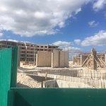 New Construction North End of El Cid Nov 2016