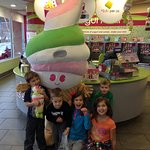 Menchies has the Best Birthday Parties!!