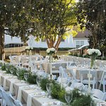 Open Gates is a marvelous wedding venue too!