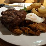 What a superb mixed grill cooked to perfection