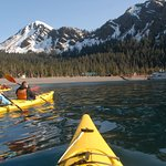 Full & half day kayaking available at minimal additional cost.