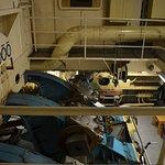 Maschinenraum Museumsschiff
