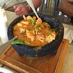 Shrimp Molcateje