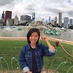 Buckingham Fountain Foto
