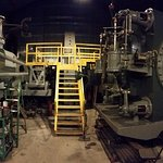 The Tod Engine is a giant steam engine from Youngstown Sheet and Tube